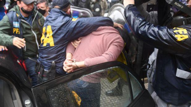 causa de espionaje ilegal - Detenciones - drogas peligrosas - espionaje - Macri - escuchas