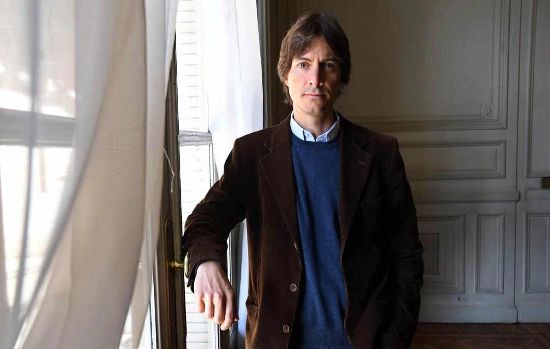 Jacopo Crivelli Visconti, curador de la 34º edición Bienal de San Pablo (Télam)