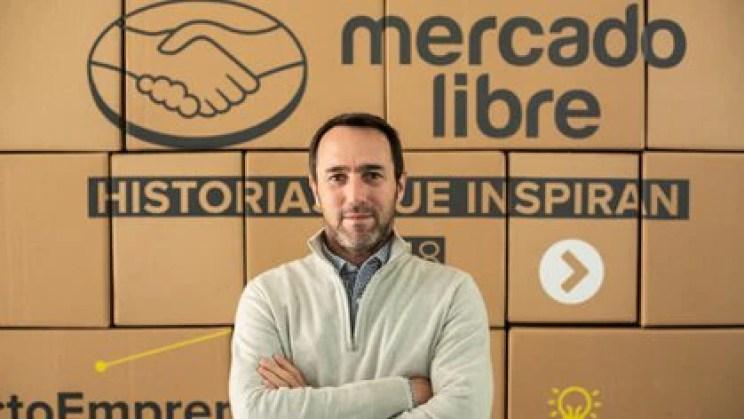Marcos Galperin, cofundador, CEO y presidente de Mercado Libre