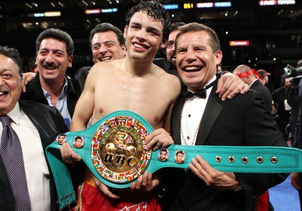 La pelea contra Jacobs será sumamente complicada para Chávez Jr. (Foto: Chris Farina/Top Rank)