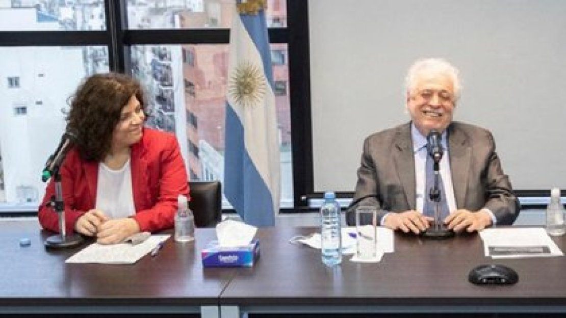 Carla Vizzotti era una de las principales funcionarias que respondían a Ginés González García