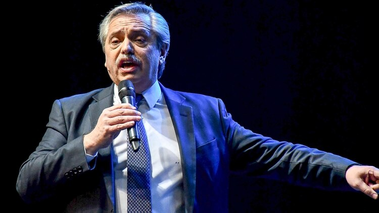 Alberto Fernández prepara un discurso repleto de anuncios para la apertura de sesiones del Congreso