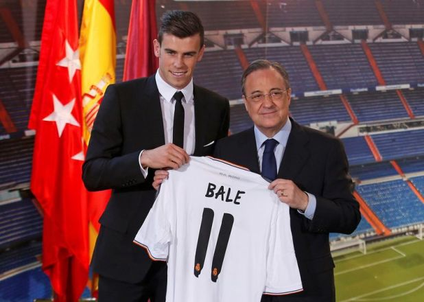 El Real Madrid acabó contratando a Gareth Bale (Reuters)