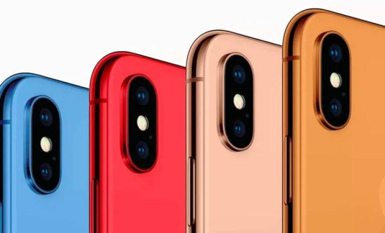 El iPhone de 6,1″ vendría en tonos llamativos
