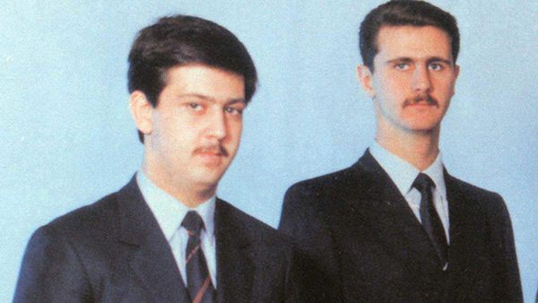 Los hermanos Al Assad