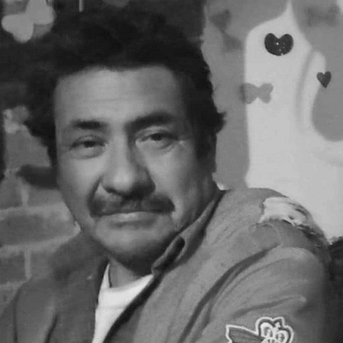 Melitón Vázquez López (Foto: FB/ Vecino Mixquic (MexicoCity))