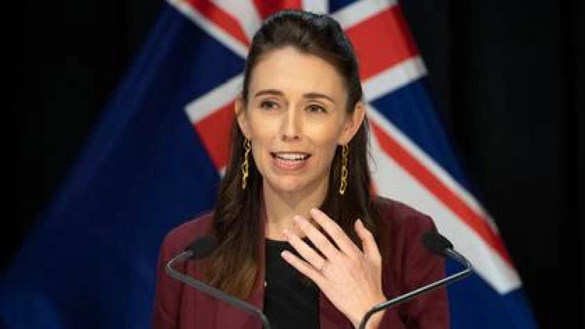 Jacinda Ardern, primera ministra de Nueva Zelanda (Reuters)