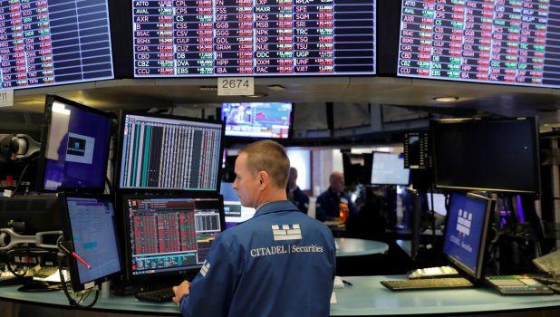 El New York Stock Exchange (NYSE) en Wall Street (REUTERS/Andrew Kelly)