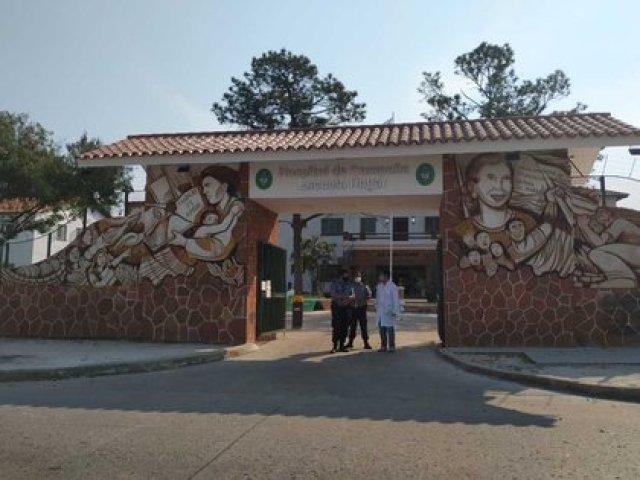 El Hospital de Campaña Escuela Hogar de Corrientes adquirió 2500 dosis del suero equino hiperinmune a fines de enero