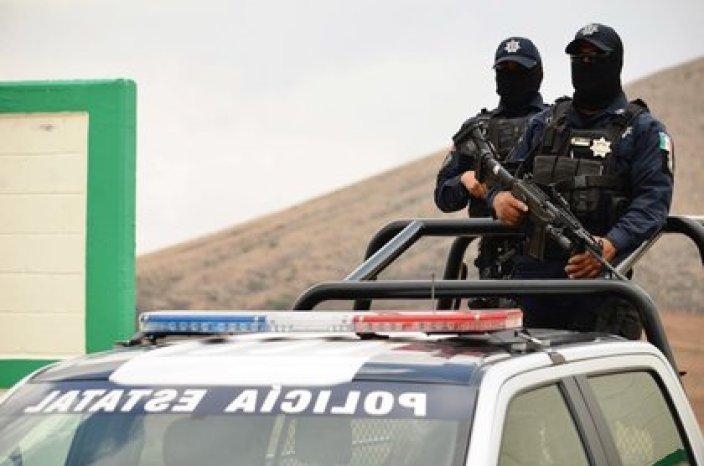 La policía estatal ya no puede contener las consecuencias del crimen organizado (Foto: Europa Press/Archivo)