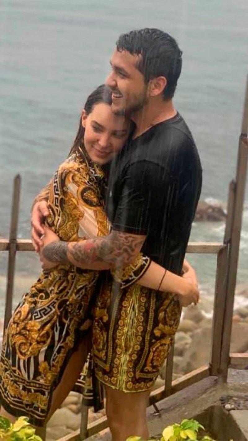 Nodal confesó que Belinda lo intimidaba (Foto: Instagram@ lavoztvazteca)