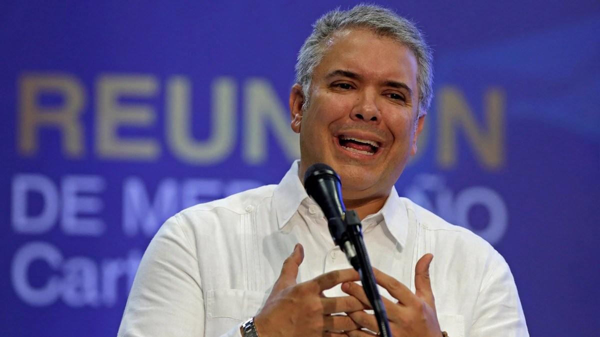 Iván Duque asegura que la defensa de los líderes sociales no tiene partido político