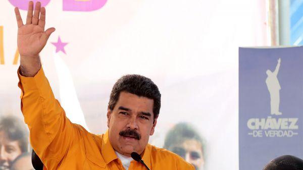 Nicolás Maduro, presidente de Venezuela (AFP)