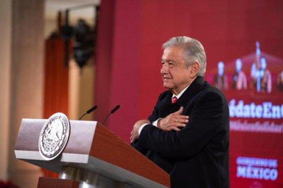 La periodista aseguró que gracias a las researchaciones de la DEA se dieron a conocer casos como el de Genaro García Luna (Photo: Presidencia de México)