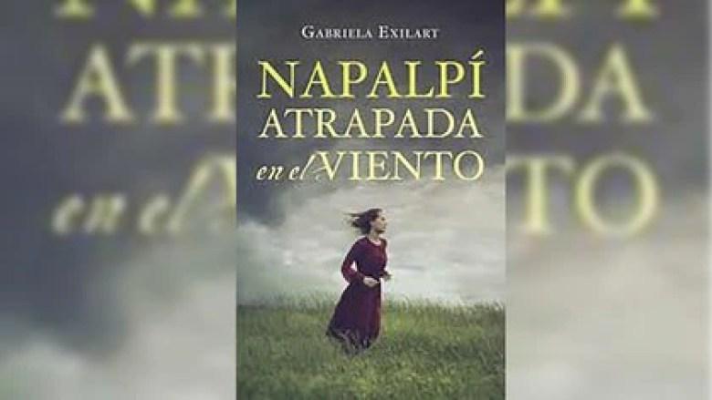 """""""Napalpí atrapada en el viento"""", de Gabriela Exilart"""