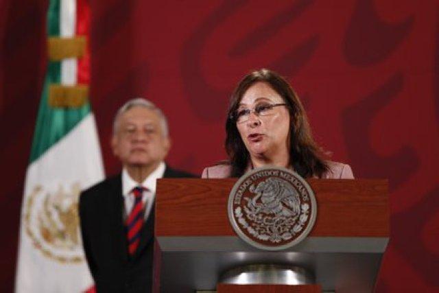 Hace unos días, la secretaria de Energía, Rocío Nahle, pidió una prórroga a los jueces federales para oficializar suspensión de ley eléctrica (Foto: EFE)