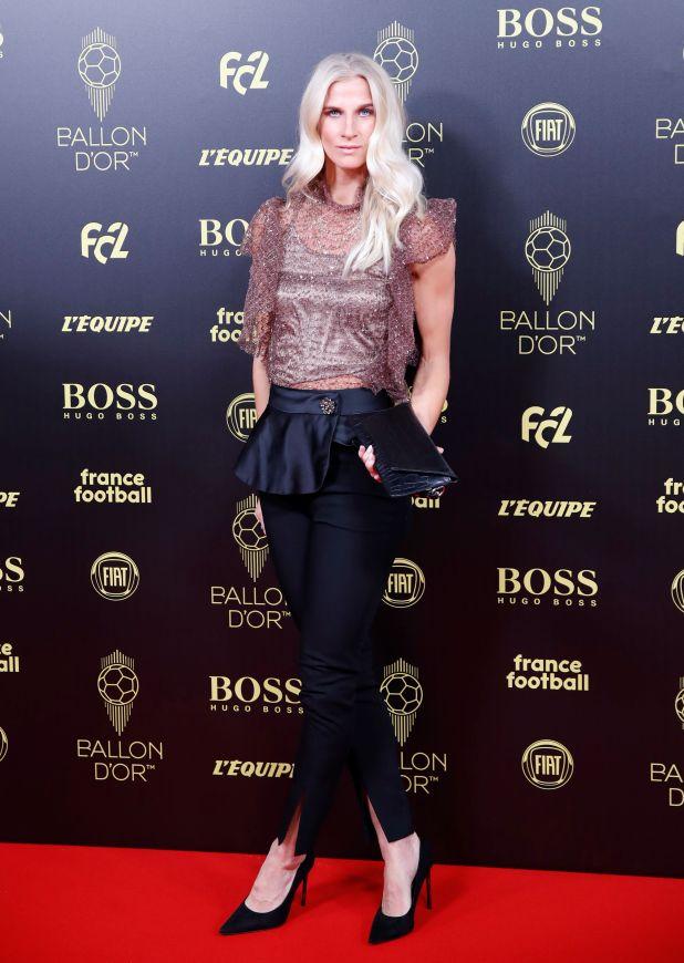 La jugadora sueca Sofia Jakobsson, candidata al Balón de Oro femenino