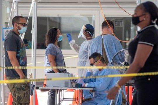 Estados Unidos es el país más afectado por la pandemia en el mundo