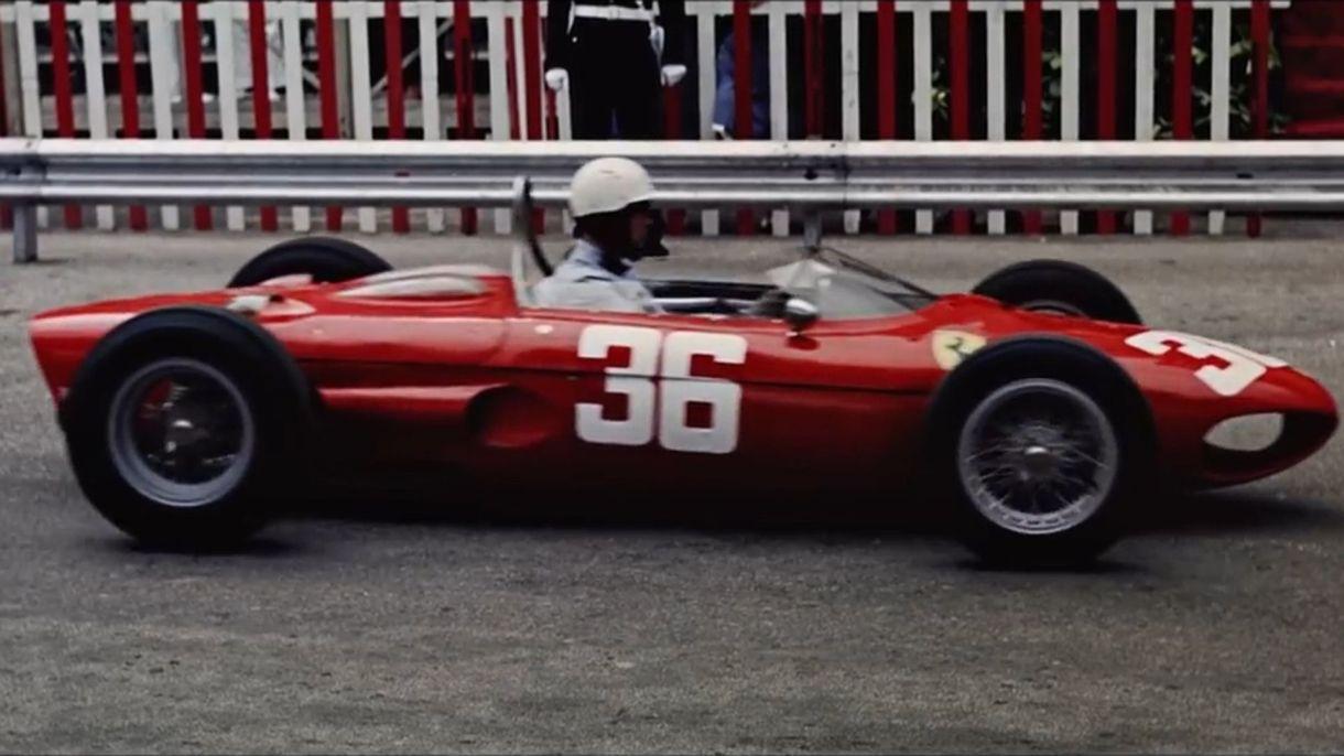 Así lucían los monoplazas y se vestían los pilotos hace más de medio siglo en la Fórmula 1