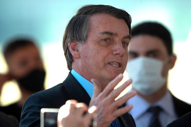 El presidente de Brasil, Jair Bolsonaro (EFE)