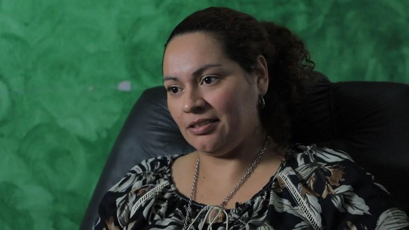Sabrina Ortiz empezó a estudiar Derecho para seguir su denuncia contra dueños de campos vecinos