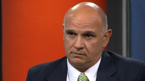 Carlos Rívolo, presidente de la Asociación de Fiscales