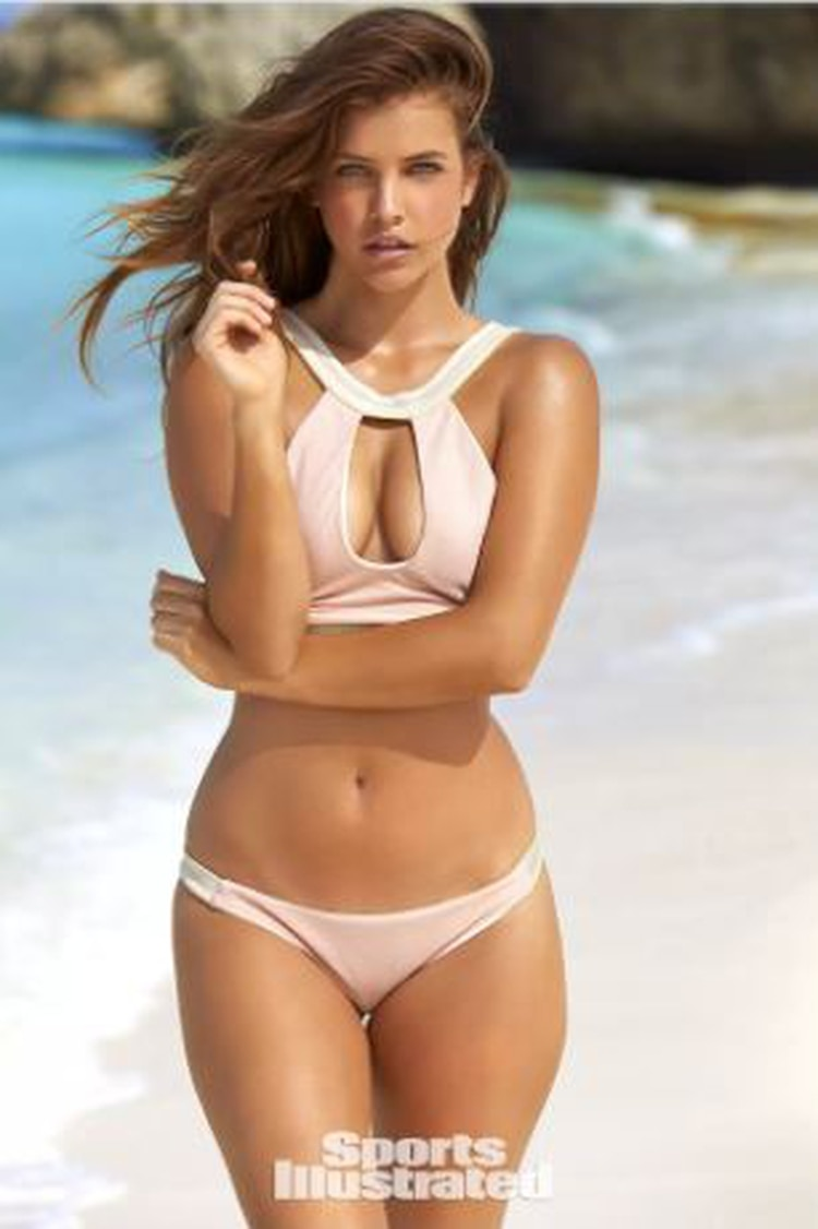 Barbara Palvin en Sports Illustrated (Foto: Sports Illustrated)