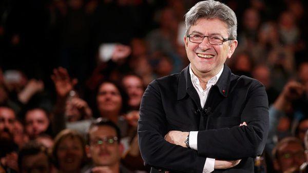 Jean-Luc Mélenchon (Reuters)