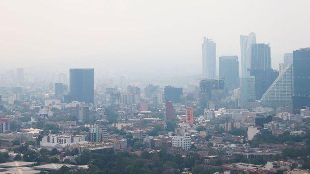 Para Greenpeace, los valores actuales que señala el programa de contingencias ambientales es permisivo. (Foto: Graciela López/Cuartoscuro)
