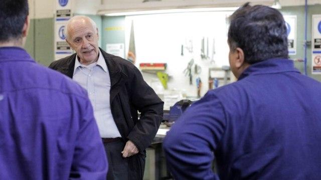 El ex ministro Roberto Lavagna mantiene contactos con Alternativa Federal