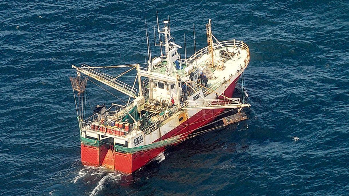 La CNAT había determinado 26,4% de incapacidad y $8.016.552 aproximadamente (capital e intereses) de indemnización, a un trabajador de la industria pesquera (NA)