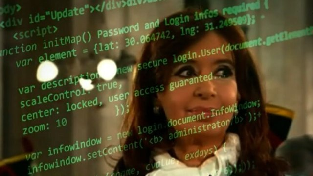 Cristina Kirchner estuvo en el centro del programa de investigación de la televisión israelí por supuestamente haber recibido sobornos por parte de la jerarquía iraní (Channel 12)
