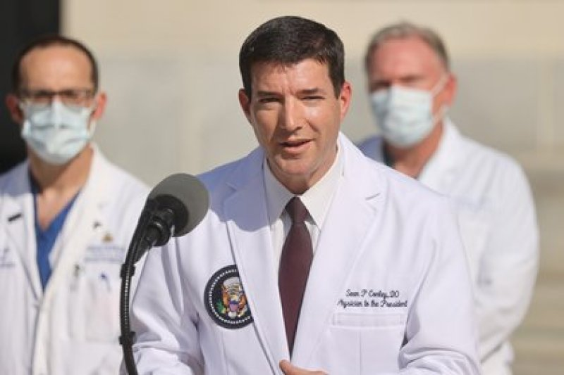 Sean Conley, White House Physician
