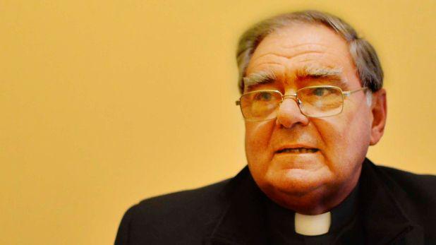 Monseñor Oscar Ojea, presidente de la Comisión Episcopal Argentina