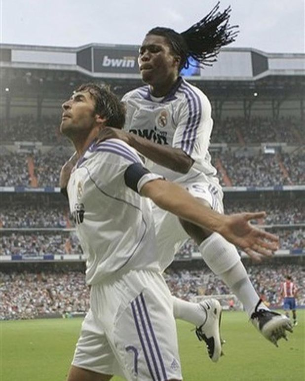 DRENTHE REAL MADRID