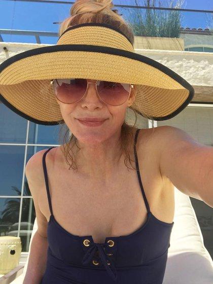 La última foto de Michelle Pfeiffer en Instagram