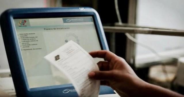 Smartmatic, la empresa a cargo del sistema de voto electrónico en Venezuela, denunció fraude