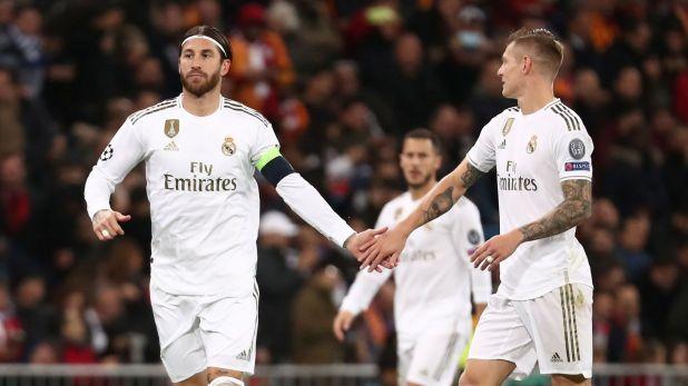 Tony Kroos habló de la situación de Gareth Bale - REUTERS/Sergio Perez