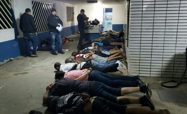 La mayoría de los detenidos fueron liberados bajo fianza
