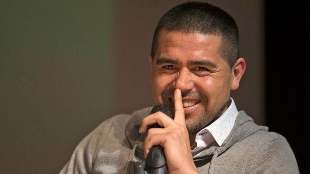 Juan Román Riquelme realizará su despedida oficial el próximo 12 de diciembre en la Bombonera (Foto: NA)