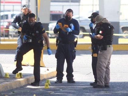 Desde hace algunos días, la FGE identificó el crecimiento de incidencia delictiva y localizó la aparición de miembros de la célula perteneciente al Cártel de Juárez llamada La Empresa (Foto: Cuartoscuro)