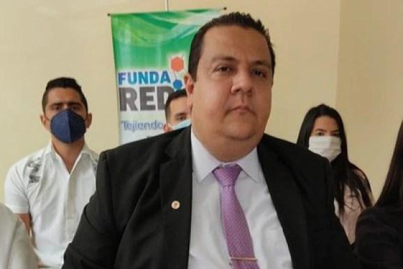 Javier Tarazona, coordinador de Fundaredes