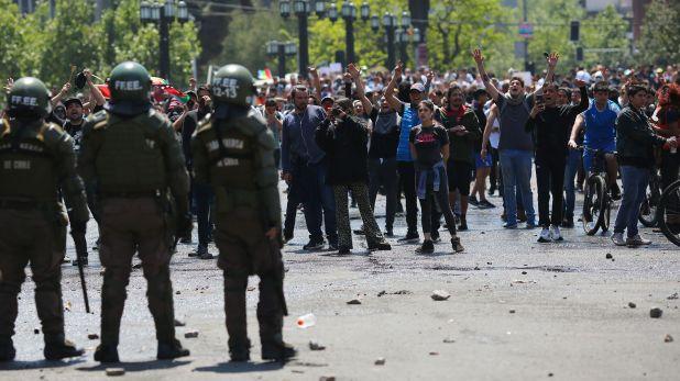 Palazzo cree que si ganaba las elecciones Mauricio Macri, Argentina terminaba como Chile.
