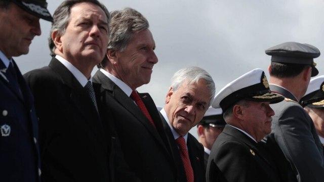 """Como resultado de esta mediación, el 29 de noviembre de 1984 Chile y Argentina firmaron en el Vaticano el """"Tratado de Paz y Amistad"""" (EFE)"""