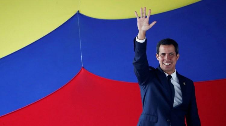 Juan Guaidó (Reuters)