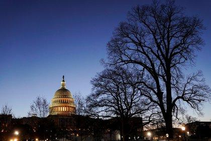 Capitolio de los Estados Unidos. REUTERS/Joshua Roberts