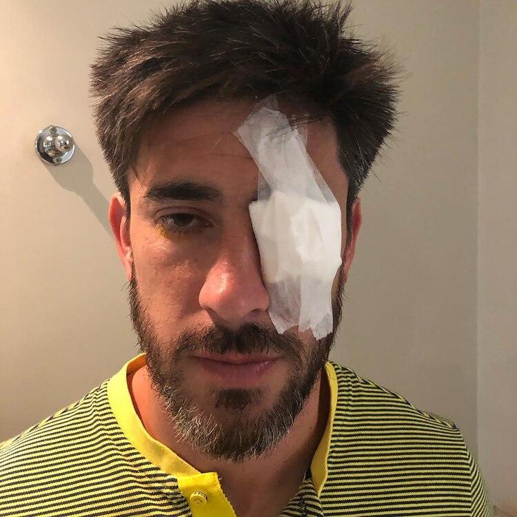 El médico de la Conmebol intentó convencer al de Boca que Pablo Pérez podía jugar y que no había impedimentos