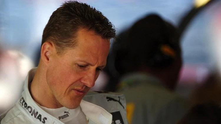 Michael Schumacher se encuentra en su hogar en Suiza