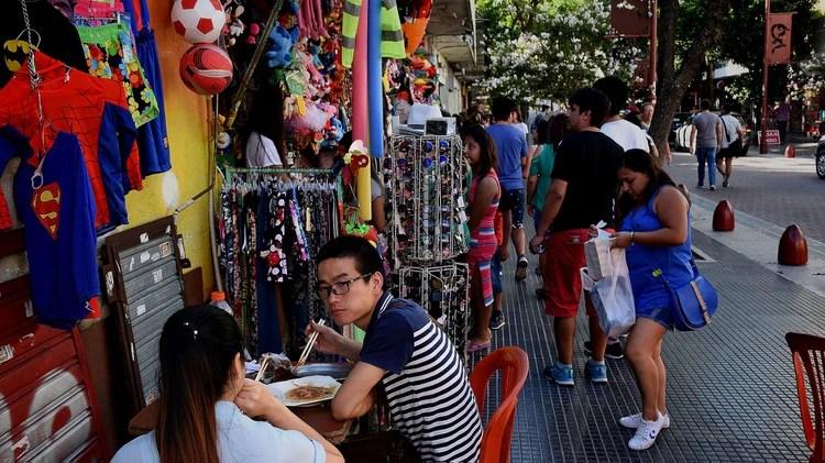 """""""Se calcula que anualmente movilizan unos 134 millones de turistas, cuando en 2003 eran 20 millones"""", dijo Ponce a Infobae (Nicolás Stulberg)"""
