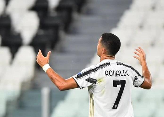 Ronaldo encara su tercer año como jugador de la Juventus